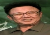 a photo researcher/finder of hi-res face photos of Kim Jong Il