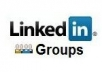 at least 25 people to join my LinkedIn Group