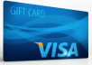 $25 Visa gift card to buy online