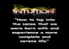 a 6000/8000 word ebook written on intuition.