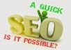 Quick Ranking in Less then 24 hours ( Blackhat SEO )