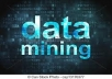 a data mining script that can extract all datas from classifieds and yellow pages and post on sql