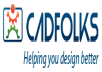 a new logo for my website CADFolks