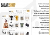 To Install Bazar Shop - Multi-Purpose e-Commerce Theme Latest Edition With Dummy Data