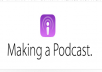 to be able to set up a podcast feed from my hosted website and a feed connecting it to iTunes website
