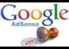 fully approved non hosted adsense account