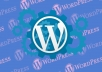 wordpress related work