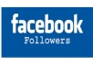 facebook followers for a intrest list