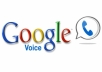 Google Voice Accounts. PVA