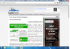 my blog in top google position