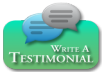 write a positive testimonial for my online store