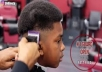 send you 10 HAIRCUT TUTORIAL: SHADOW FADE CURL SPONGE WITH SIDE PART