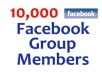 i want 10000 facebook group members ?