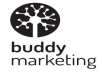 text on my website buddy marketing translated to multiple languages