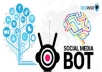 social Media Bot Software