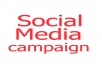 someone to publish link on social media