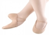 pictures wearing ballet slippers and white or pink tights