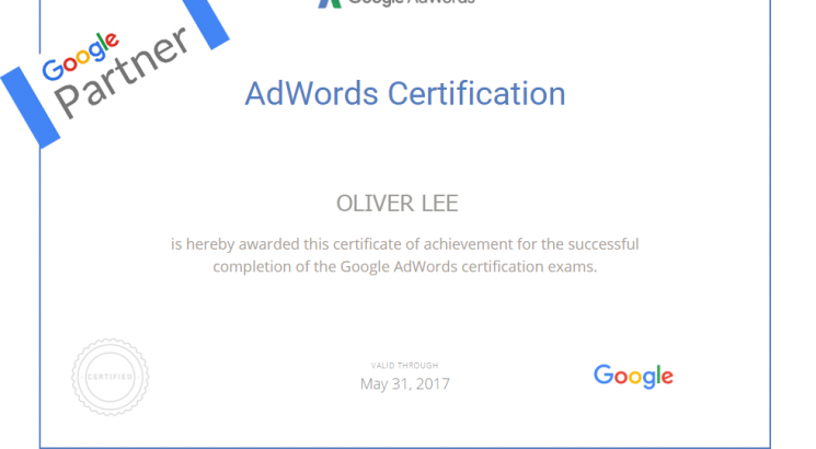 I will help you get the Google Adwords Certification