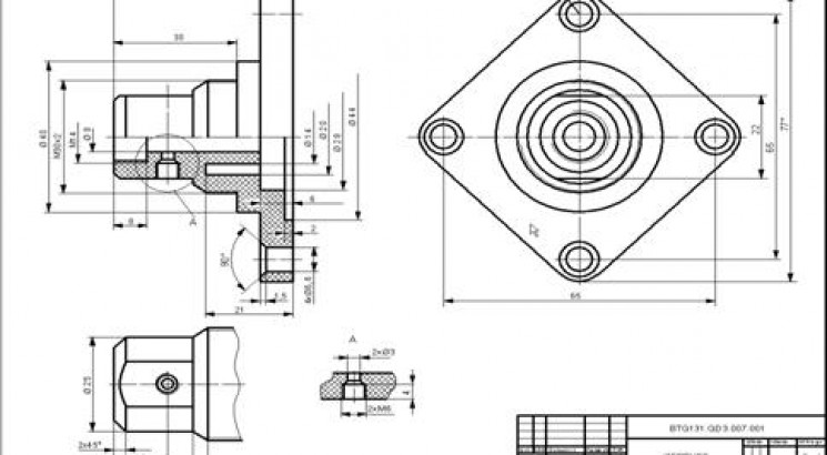 draw accurate and precise 2d sketches using autocad