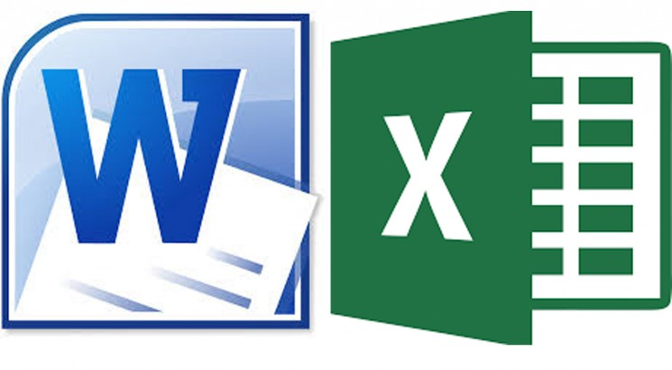 I will help you with word and excel problems