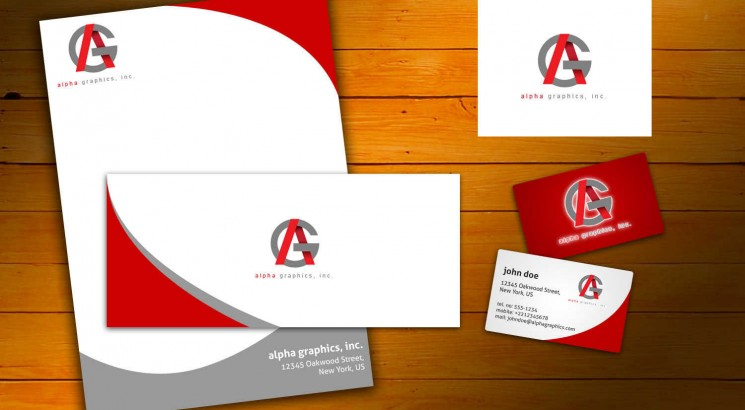 I Will Design Unique Professional Letterhead Or Envelope For 5