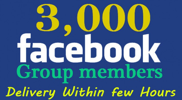 I will ADD 5,000 FACEBOOK GROUP MEMBERS TO YOUR FACEBOOK GROUP
